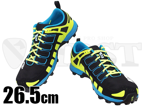 inov-8 X-TALON 212 MS Black/ Yellow/ Blue 26.5cm