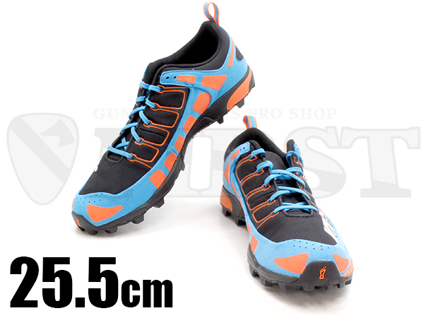 inov-8 X-TALON 212 MS Black/ Orange/ Blue 25.5cm