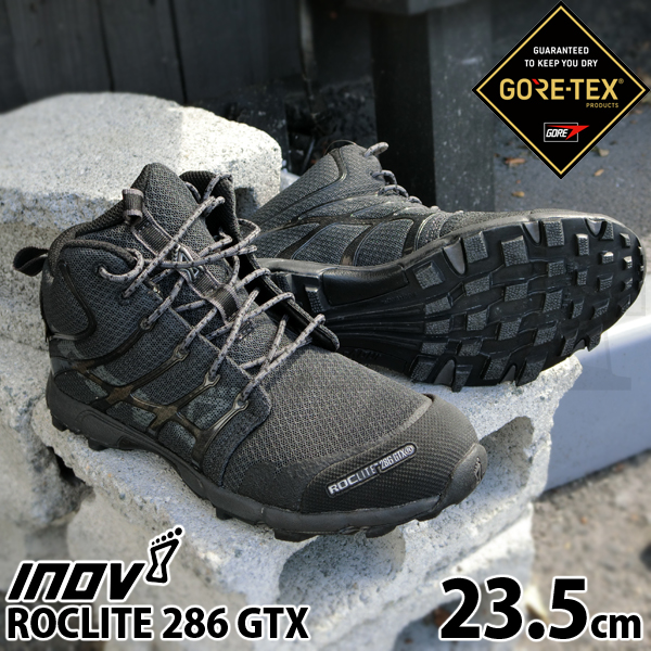 inov-8 ROCLITE 286 GTX UNI Slate/Black 23.5cm