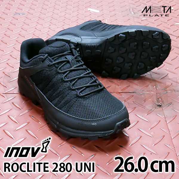 inov-8 ROCLITE 280 UNI Black 26.0cm