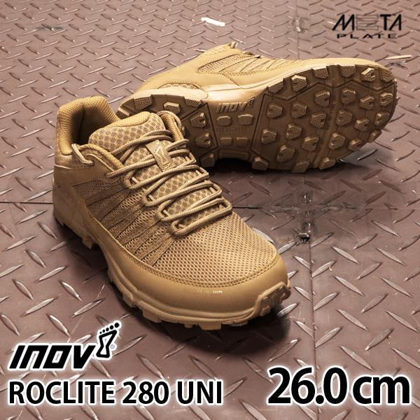 inov-8 ROCLITE 280 UNI COYOTE 26.0cm