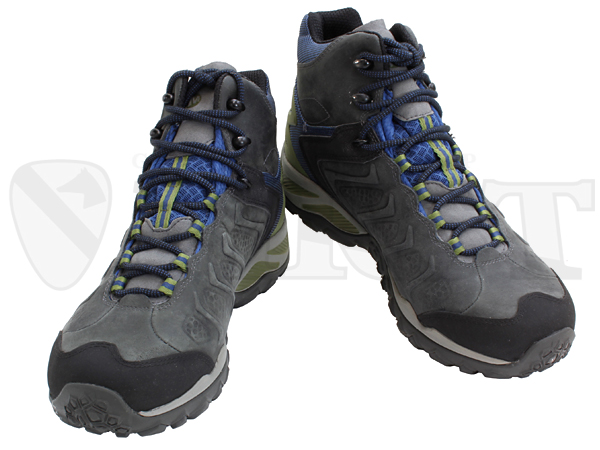 ����쥪�� SHIFT MID ����å����å� / ���ۥ֥롼 GORE-TEX �֡��� 7�����(25.0cm)