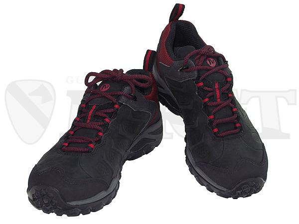 【アウトレット特価】カメレオン SHIFT LOW ブラック/レッド GORE-TEX ブーツ 7インチ(25.0cm)