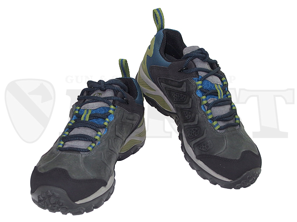 ����쥪�� SHIFT LOW ����å����å� / ���ۥ֥롼 GORE-TEX �֡��� 7�����(25.0cm)