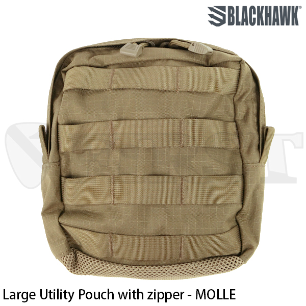 【BlackHawk】STRIKE Large utility Pch W/Zip (CT)