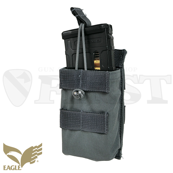 【EAGLE】 M4 Single Magazine Pouch GRAY