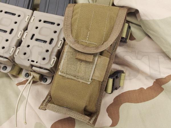 FY-PH-M017-CB MOLLE M4/M16 シングルマガジンポーチ Ver.FE CB