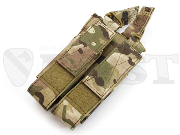 MP7用 マグポーチ ダブル MC