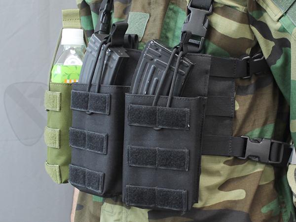 ビッグマガジンポーチ AA-12対応 BK