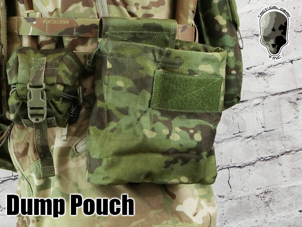 TMC2305-MTP QUOP ダンプポーチ マルチカムトロピック