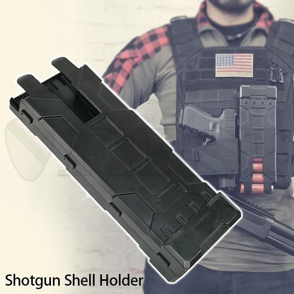 ショットシェルホルダー マルイシェルマガジン対応 ブラック