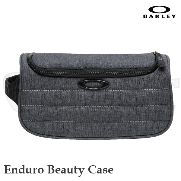 FOS900300-02H Enduro Beauty Case / Blackout Dark Heather
