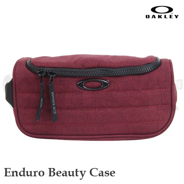 FOS900300-4SH Enduro Beauty Case / Sundried Tomato Heather