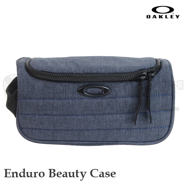 FOS900300-6RM Enduro Beauty Case / Black Iris Heather