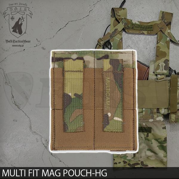 MFMP-HG マルチフィット マグポーチ ハンドガン MULTICAM
