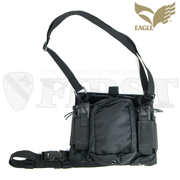 【EAGLE】 Active Shooter Sling Bag  BK