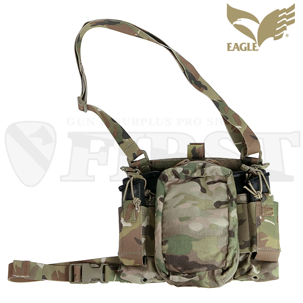 【EAGLE】 Active Shooter Sling Bag  MC
