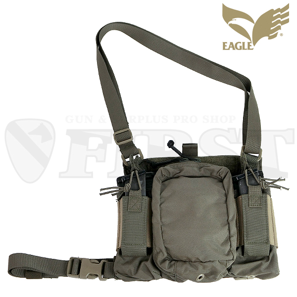 【EAGLE】 Active Shooter Sling Bag  R / GR