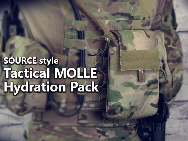 TMC2293-MC 27oz ハイドレーションパック マルチカム