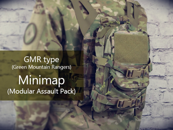 TMC2503-MC ミニ ハイドレーションバッグ マルチカム