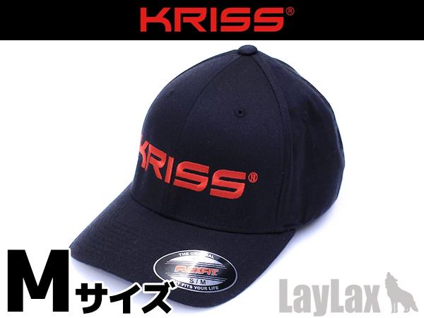 KRISS オフィシャル 刺繍キャップ Mサイズ