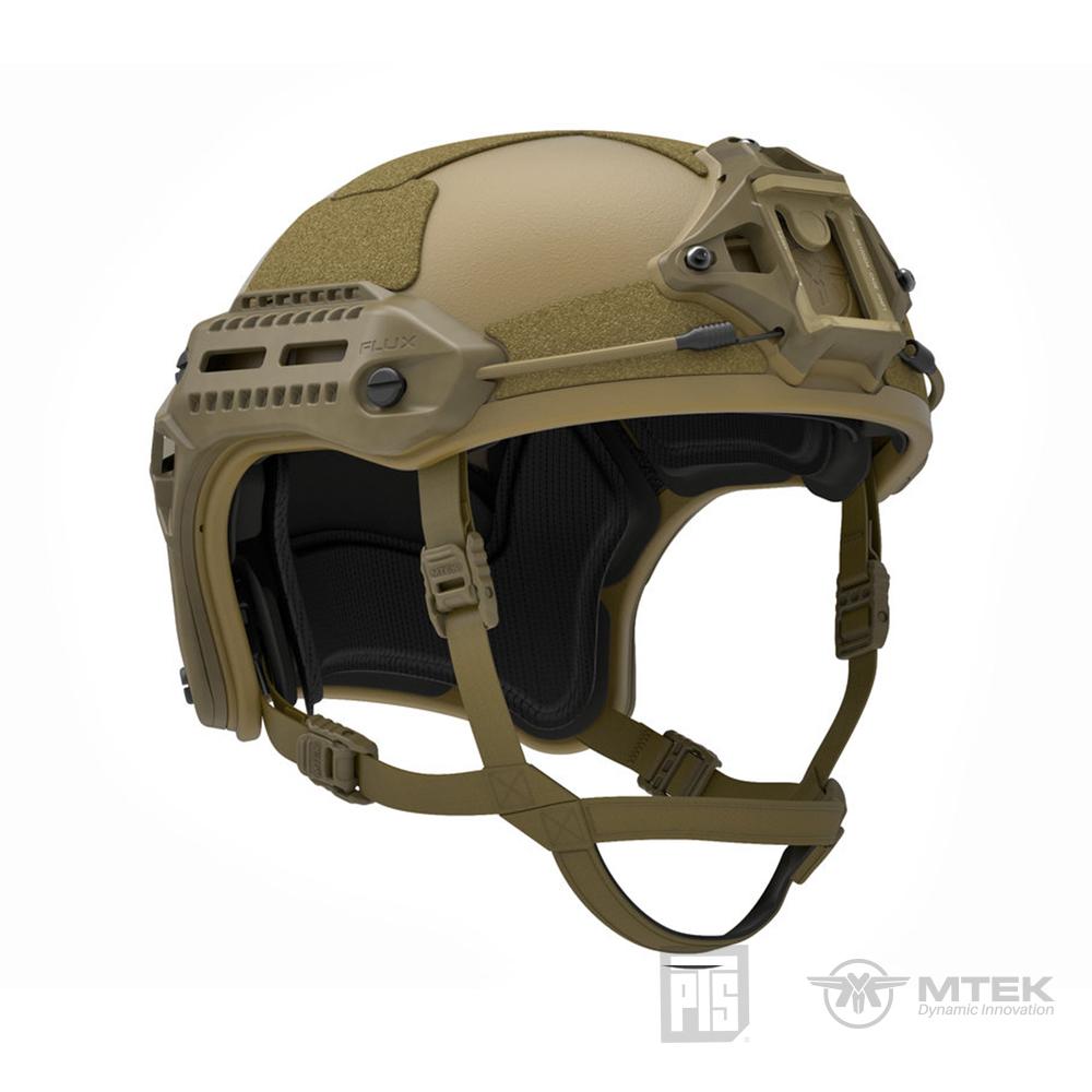 PTS MTEK FLUX フラックスヘルメット FDE