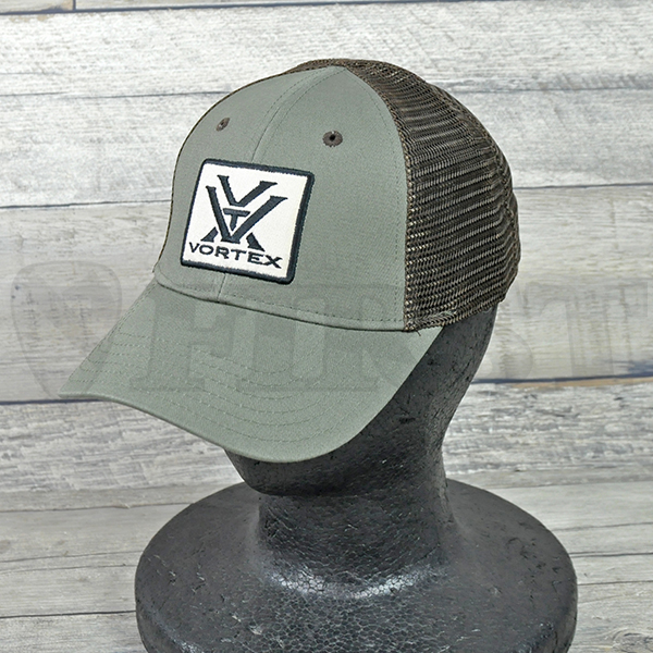 【VORTEX】Green / Brown mesh VTX