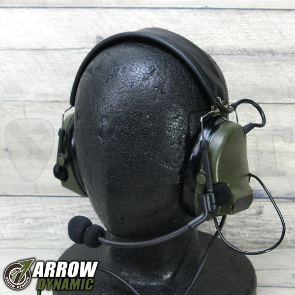 ArrowDynamic ComTac3タイプ ヘッドセット FG