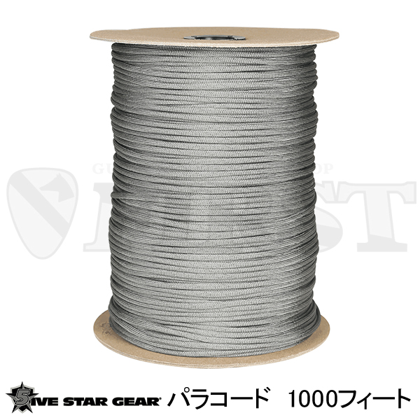 パラコード FG 1000フィート巻(約304.8m)