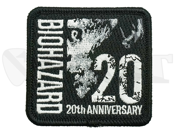 BIOHAZARD 20th ANNIVERSARY PATCH �ɽ�