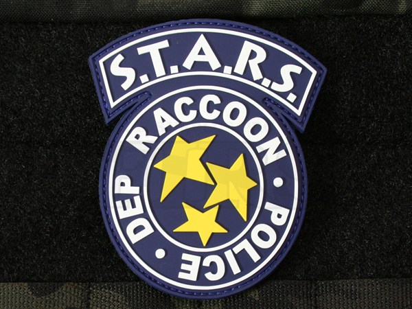 BIOHAZARD S.T.A.R.S. PATCH(PVC)