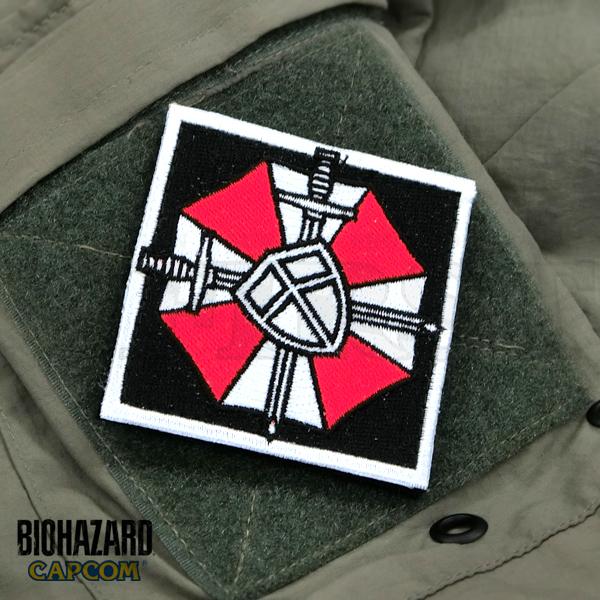 バイオハザード パッチ BIOHAZARD PATCH U.B.C.S.(刺繍)