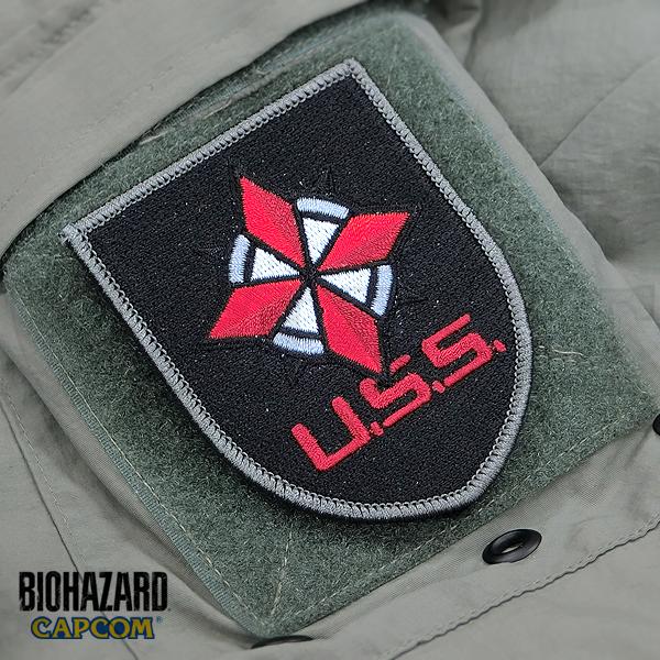 【新商品予約】バイオハザード PATCH U.S.S.(刺繍)