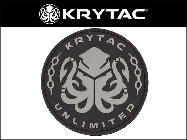 KRYTAC オフィシャル PVCパッチ