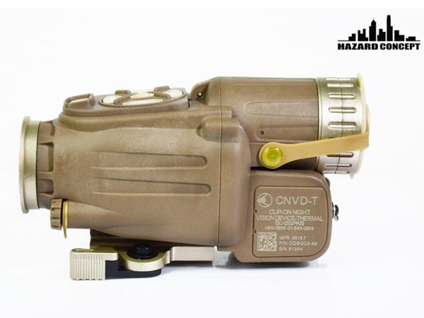 Hazard Concept CNVD-T ダミーサーマルサイト