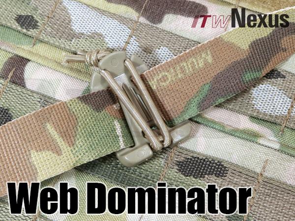 ITW NEXUS社製 Web Dominator CB