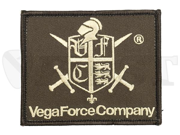 VFC オフィシャルロゴパッチ スクエア BR