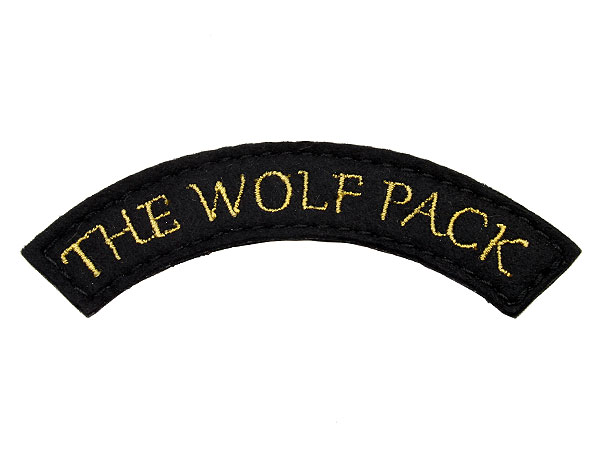 �������ò���VOLK WOLF PACK PATCH CURVE�ʥ����֡�