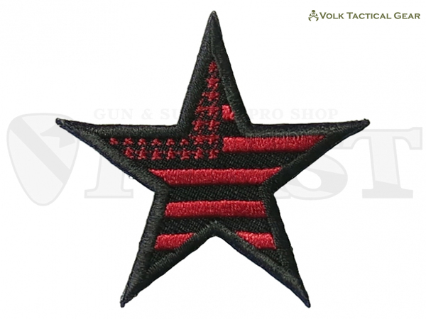 VOLK STAR FLAG �ѥå� RED