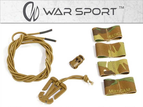 WAR SPORT ヘルメットバンジー MC