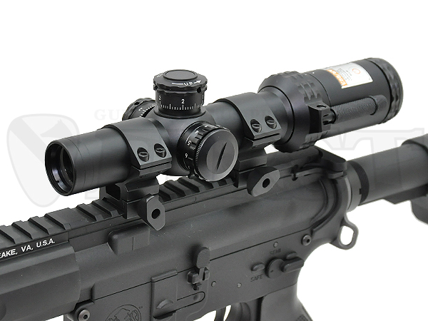 Bushnell AR Optics スコープ 1-4X24 Throw Down PCL