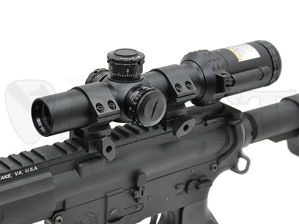Bushnell AR Optics スコープ 1-4X24 Throw Down PCL