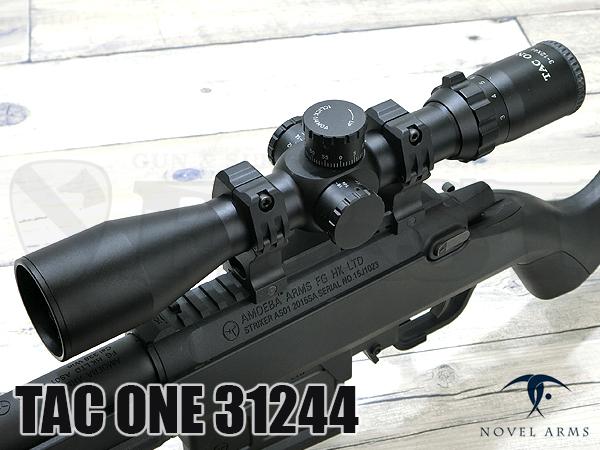 ライフルスコープ TAC ONE 3-12X44