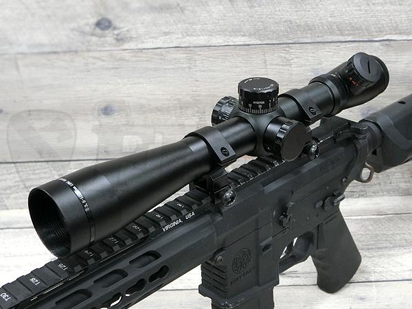リューポルド M3タイプ 3.5-10X40 ライフルスコープ 発光レティクル