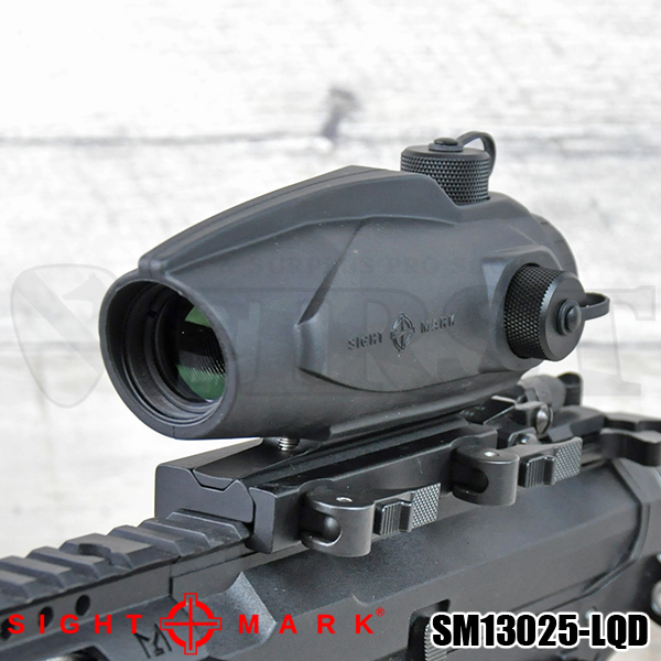 【Sightmark】 Wolfhound 3x24 HS-223 LQD Prismatic Sight