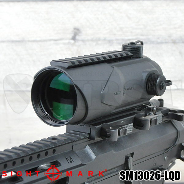【Sightmark】 Wolfhound 6x44 HS-223 LQD Prismatic Sight