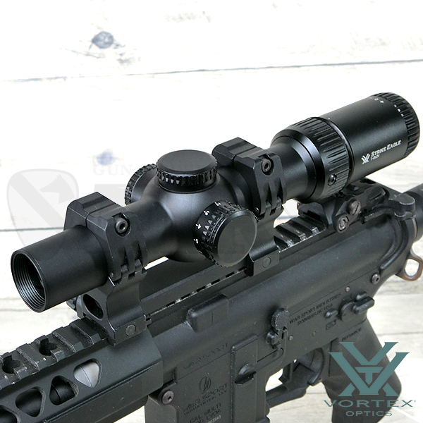 【VORTEX】Strike Eagle 1-8x24 AR-BDC2(MOA)