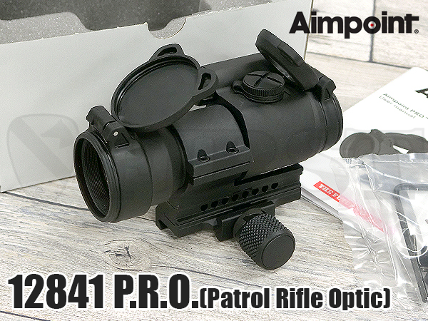 12841 Aimpoint P.R.O.(Patrol Rifle Optic)