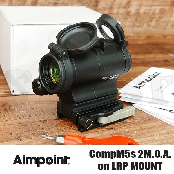 【onWEB限定】#200500 Comp M5s 2M.O.A. LRP MOUNT