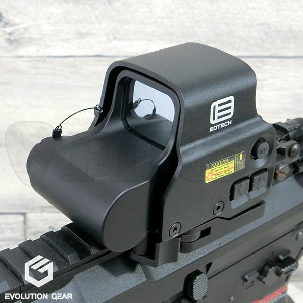 EVG-043 EXPS3-0タイプ リフレックスサイト BK